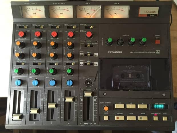 The Tascam Portastudio Through the Ages | Reverb News