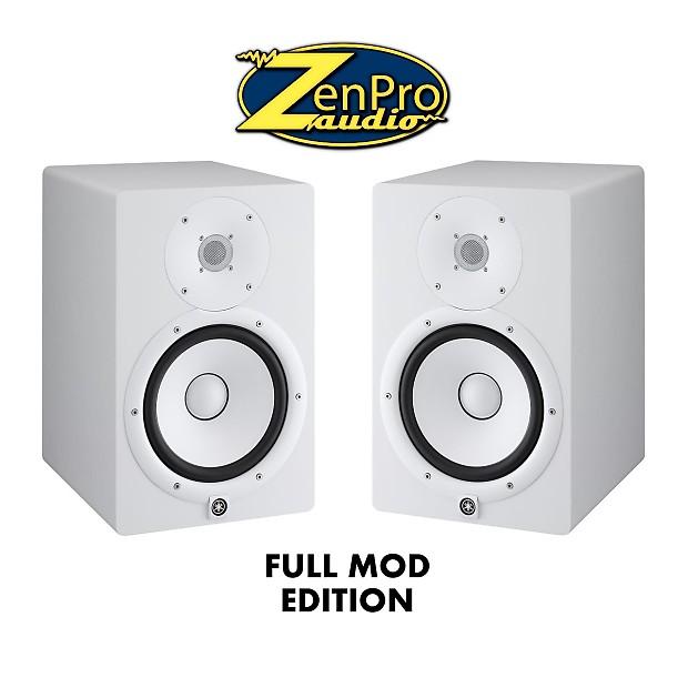 Yamaha hs8 w zenpro mod pair reverb for Yamaha hs8 price