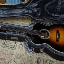 Eastman E20OM-SB - Traditional Series Sunburst OM (SN: 16555307) image