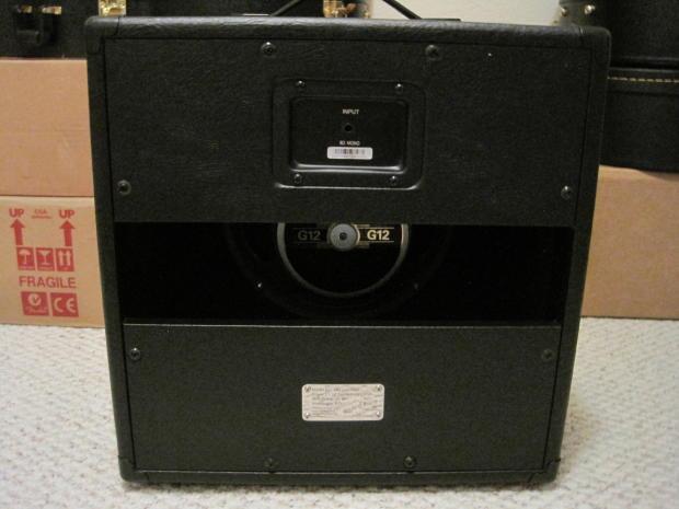 harley benton hb 112v 1x12 guitar cab w celestion vintage 30 reverb. Black Bedroom Furniture Sets. Home Design Ideas