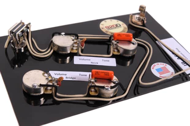 D wiring harness for ibanez as reverb