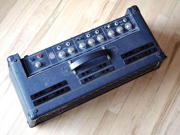 1967 vox beatle super reverb solid state vintage amp head reverb. Black Bedroom Furniture Sets. Home Design Ideas