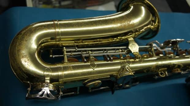 Yamaha Alto Saxophone Made In Japan