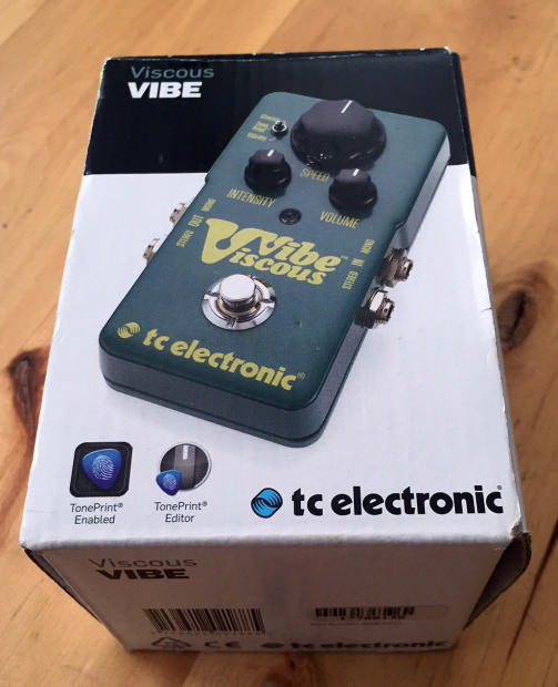 TC Electronic Viscous Vibe