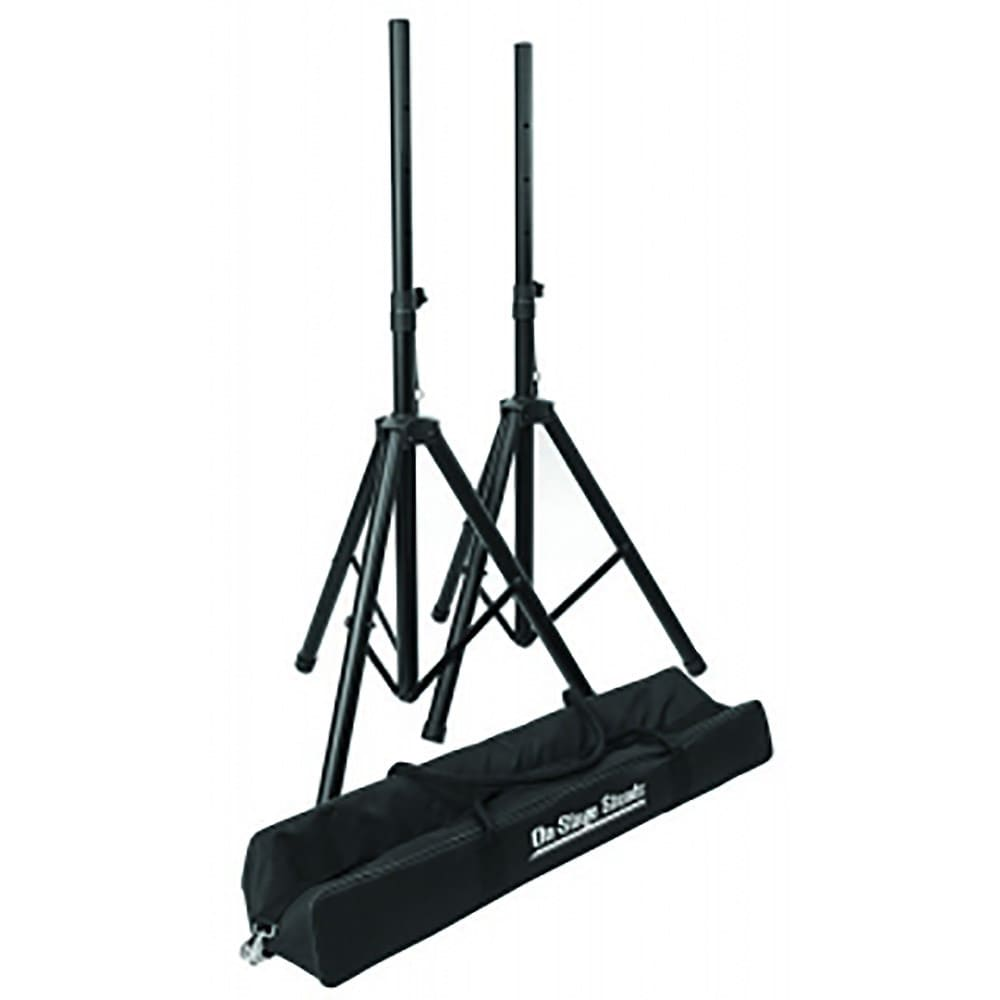 On stage compact speaker stand pack reverb for Stand pack