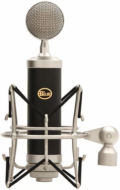 blue microphones baby bottle condenser microphone reverb. Black Bedroom Furniture Sets. Home Design Ideas
