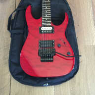 <p>Ibanez RG320QS</p>  for sale
