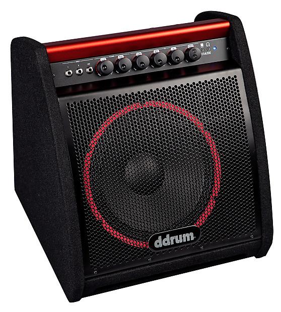 ddrum 200 watt kickback drum amp electronic percussion reverb. Black Bedroom Furniture Sets. Home Design Ideas