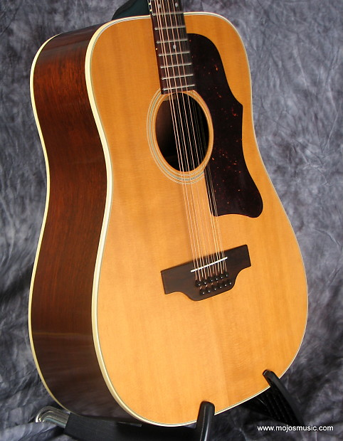 Gibson 12 String Acoustic Guitar : gibson 1978 b 45 12 vintage 12 string acoustic guitar reverb ~ Vivirlamusica.com Haus und Dekorationen
