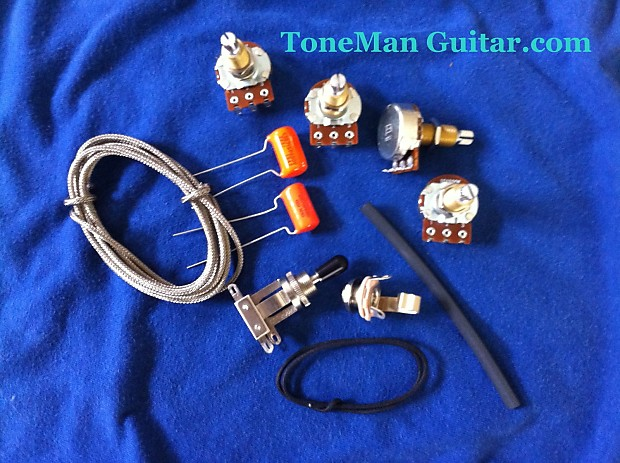 les paul epiphone style deluxe upgrade kit