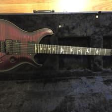PRS Paul Reed Smith Dustie Waring Limited Edition Custom 24 Floyd Satin Waring Burst image