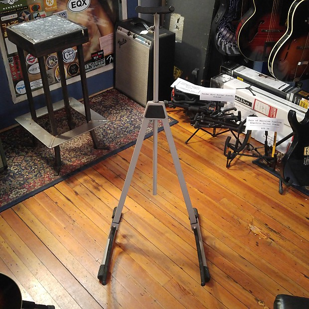 ingles cello and bass stand w bow holder reverb. Black Bedroom Furniture Sets. Home Design Ideas