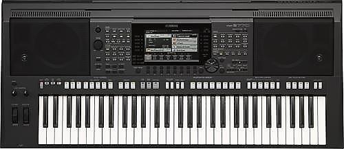Yamaha psr s770 arranger workstation keyboard used reverb for Yamaha psr s770 61 key arranger workstation