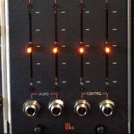 Analog Craftsman ac2600 Arp 2600 Voltage Controlled Filter VCF MU 5U Synthesizers.Com Format