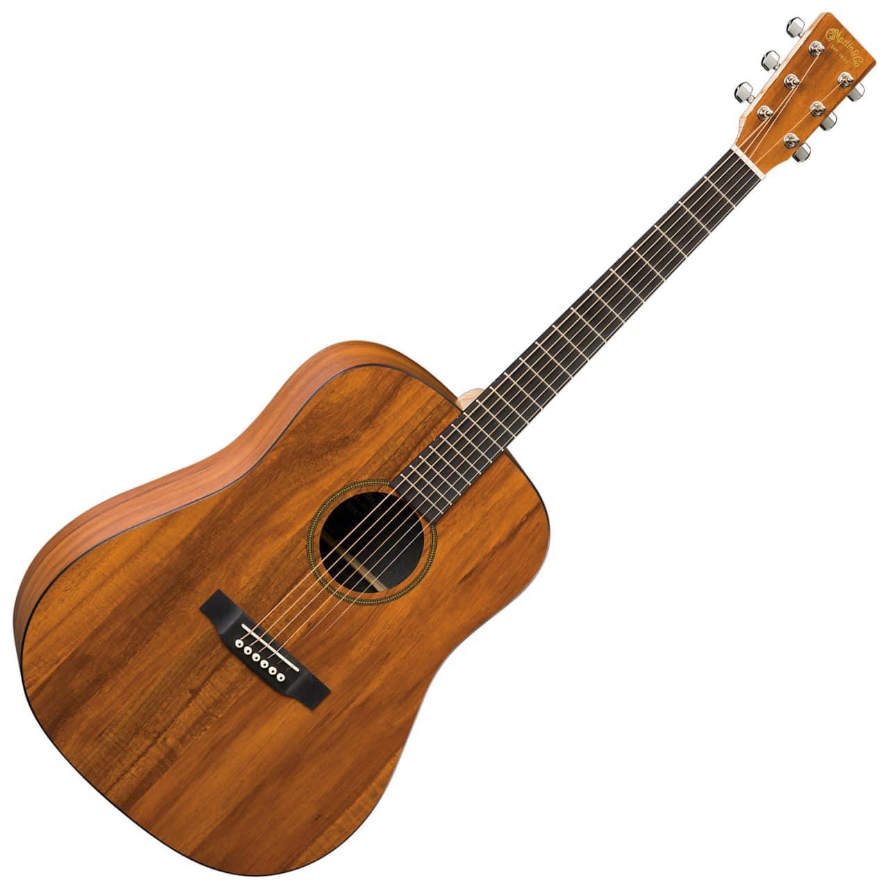 martin dxk2ae koa hpl dreadnought acoustic electric guitar reverb. Black Bedroom Furniture Sets. Home Design Ideas