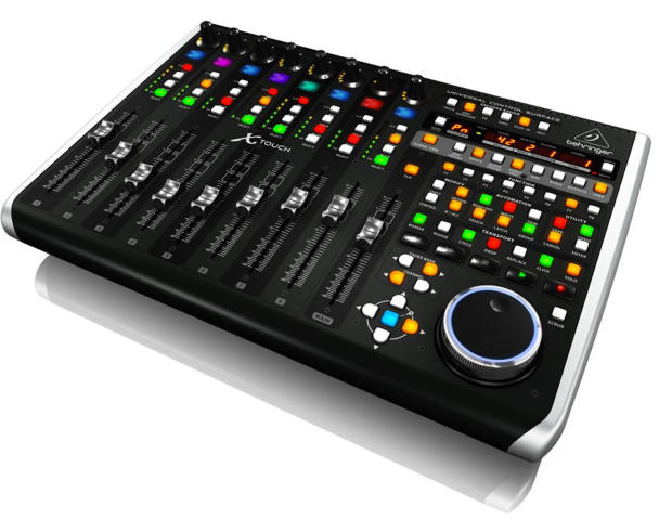 Behringer X Touch Usb Midi Control Surface With Motorized