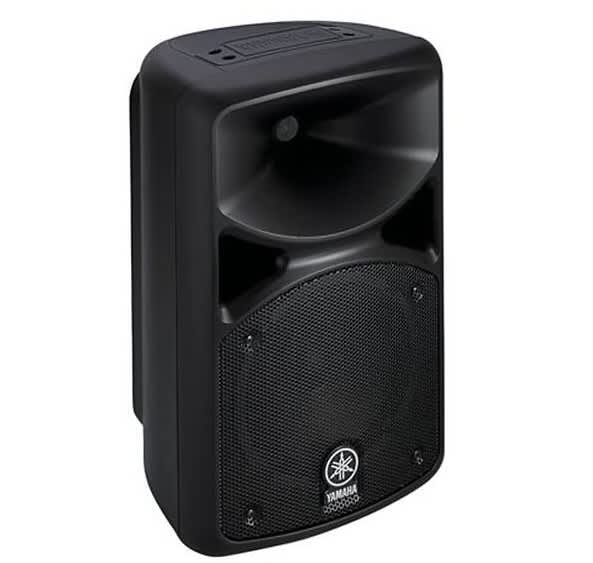 yamaha stagepas 400i portable pa system stagepas 400i reverb. Black Bedroom Furniture Sets. Home Design Ideas
