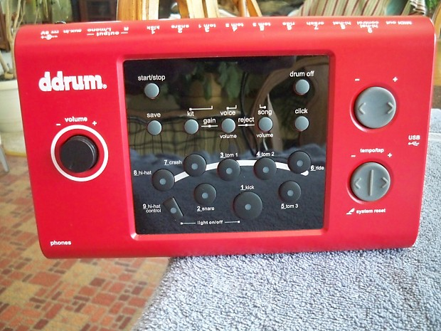 module ddrum dd1 digital midi usb connections reverb. Black Bedroom Furniture Sets. Home Design Ideas