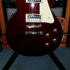 Epiphone Les Paul Traditional Pro  Wine Red image