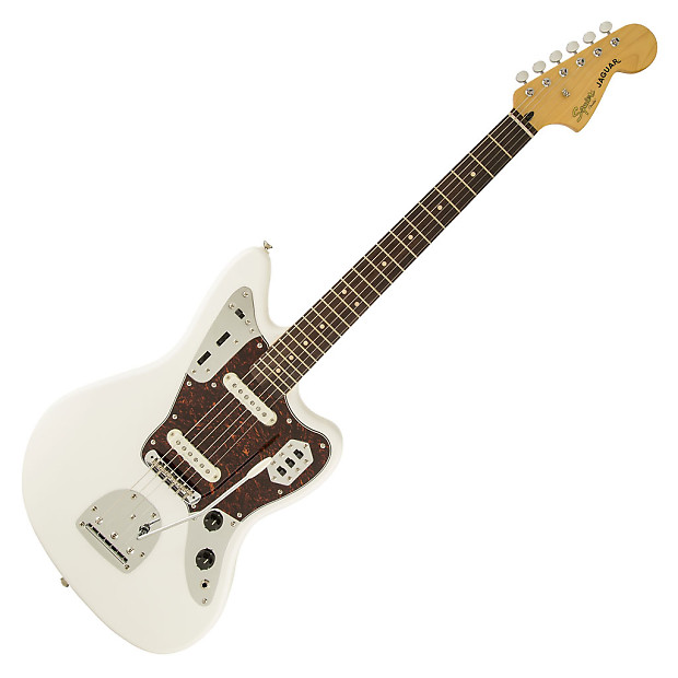 squier vintage modified jaguar with rosewood fingerboard olympic. Cars Review. Best American Auto & Cars Review