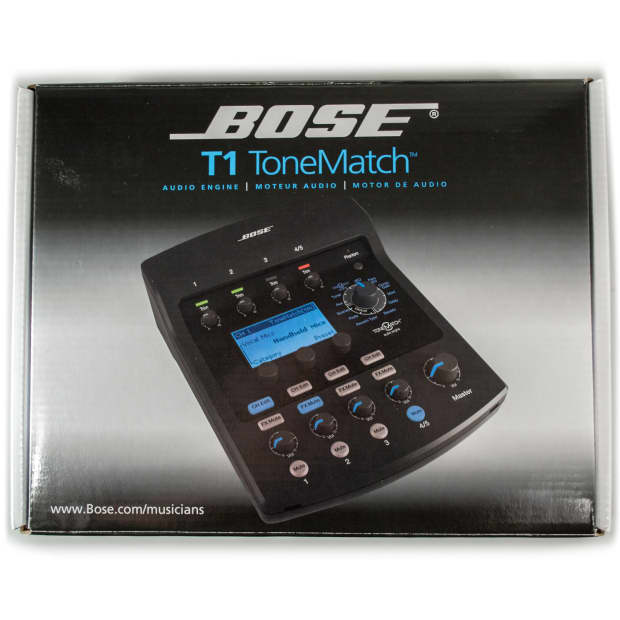 bose t1 tonematch audio engine reverb. Black Bedroom Furniture Sets. Home Design Ideas