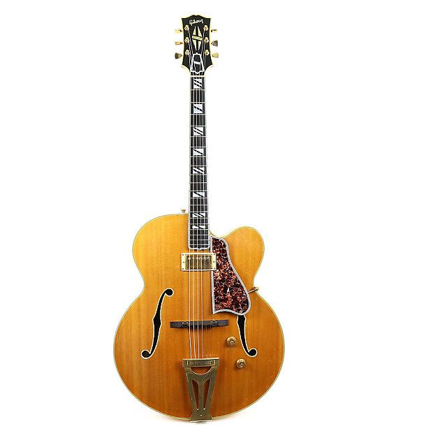 Vintage 1959 Gibson Super 400 C Acoustic Electric Archtop