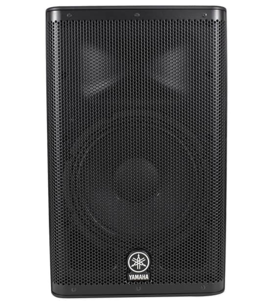 Package yamaha dxr10 10 1100 watt peak 700 watt rms for Yamaha dxr10 speakers