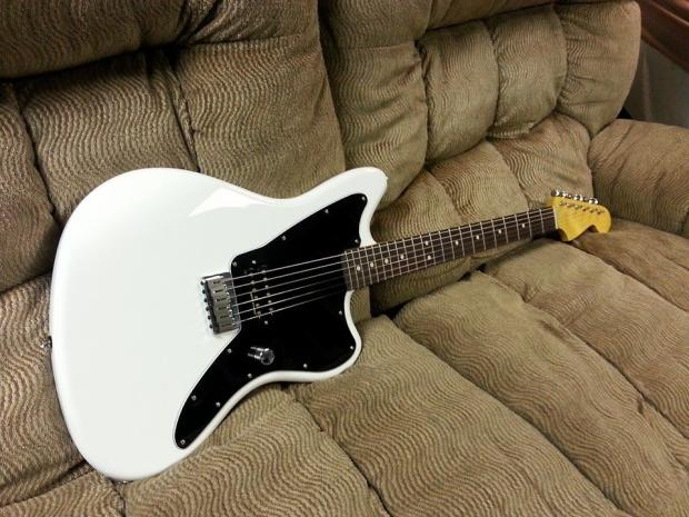Building a hardtail Jazzmaster - theFretBoard