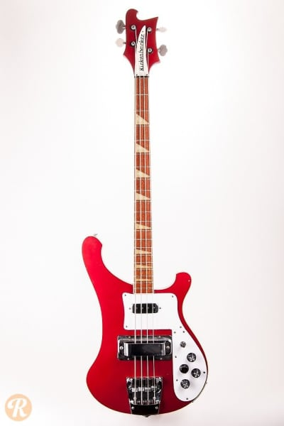 rickenbacker 4003 1980s rarer finish price guide reverb