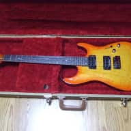 Fender Showmaster early 90,s natural for sale