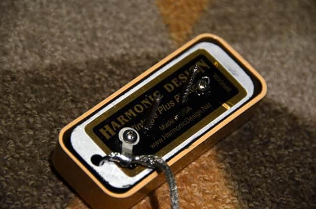 Harmonic Design Custom Pickups