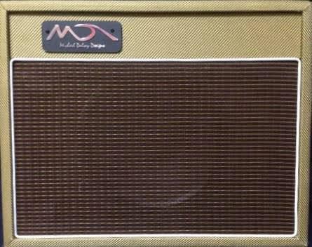 michael dolsey designs guitars amps at 15 15 watt all reverb. Black Bedroom Furniture Sets. Home Design Ideas