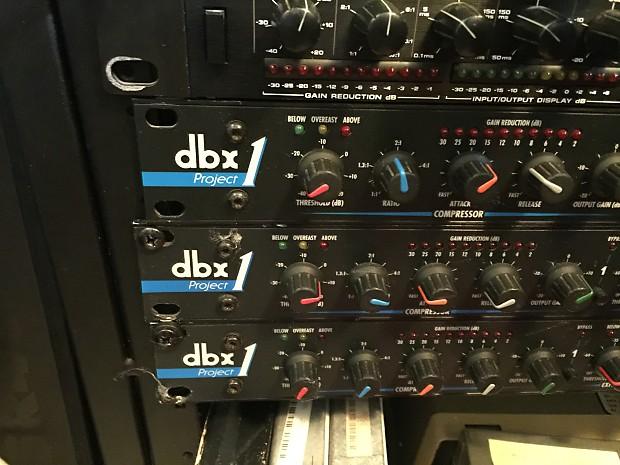 3 units selling together dbx 266xs compressor gates black reverb. Black Bedroom Furniture Sets. Home Design Ideas