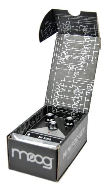 new moog minifooger 02 mf ring modulator analog guitar reverb. Black Bedroom Furniture Sets. Home Design Ideas