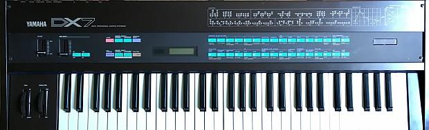 Yamaha Dx Factory Reset