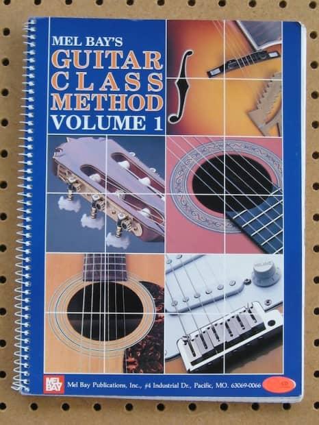 Mel Bay Guitar Book & CD | Reverb