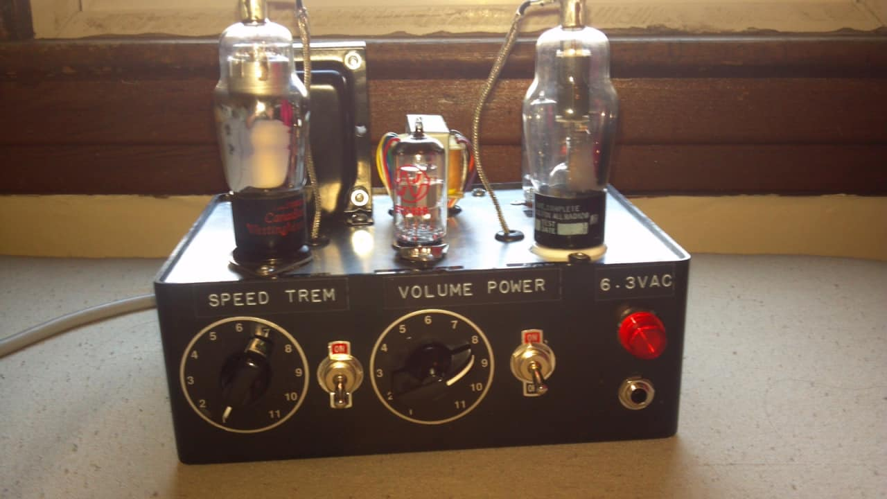 all tube class a guitar practice amp head for 4 or 8 ohm reverb. Black Bedroom Furniture Sets. Home Design Ideas