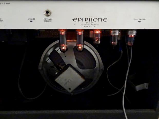 comet epiphone guitar amplifier schematic  | 800 x 600