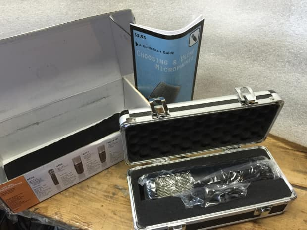 Groove Tubes Md 1b Fet Condenser Microphone Nos Open Box