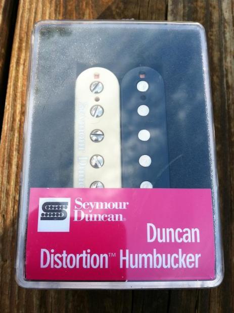 seymour duncan distortion sh 6 humbucker pickup bridge zebra reverb. Black Bedroom Furniture Sets. Home Design Ideas