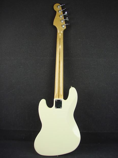 2000 fender mim five string jazz bass electric bass guitar reverb. Black Bedroom Furniture Sets. Home Design Ideas