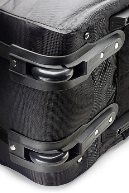 stagg 48 gig bag w wheels for drum hardware drum stands reverb. Black Bedroom Furniture Sets. Home Design Ideas