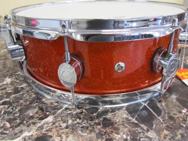 pdp x7 200 orange sparkle snare drum reverb. Black Bedroom Furniture Sets. Home Design Ideas