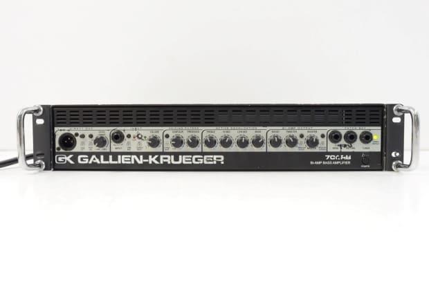 gk gallien krueger 700rb bass amplifier head reverb. Black Bedroom Furniture Sets. Home Design Ideas