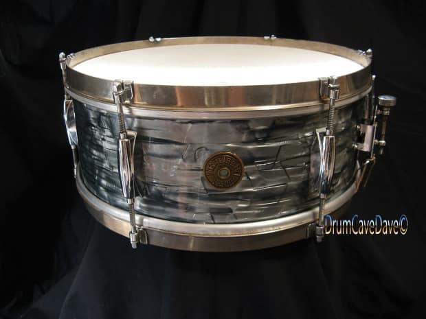 Gretsch drum badge dating