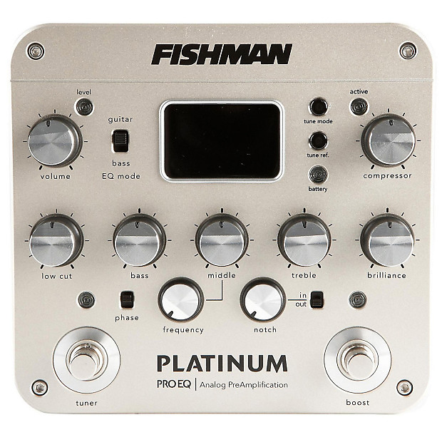 fishman platinum pro eq pedal reverb. Black Bedroom Furniture Sets. Home Design Ideas