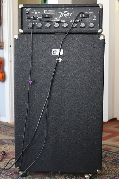 Bass Cabinet Peavey for sale Only 2 left