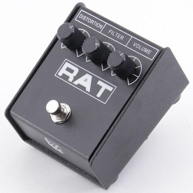 proco rat 2 distortion guitar effects pedal pd 1429 reverb. Black Bedroom Furniture Sets. Home Design Ideas