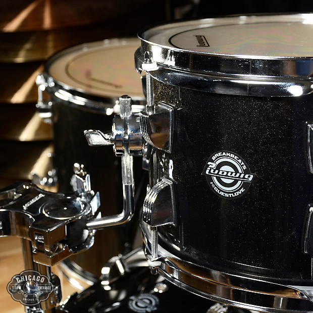 ludwig breakbeats by questlove 10 13 16 5x14 4pc drum kit reverb. Black Bedroom Furniture Sets. Home Design Ideas