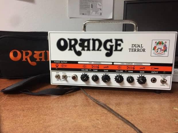 Orange Dual Terror : orange dual terror reverb ~ Hamham.info Haus und Dekorationen
